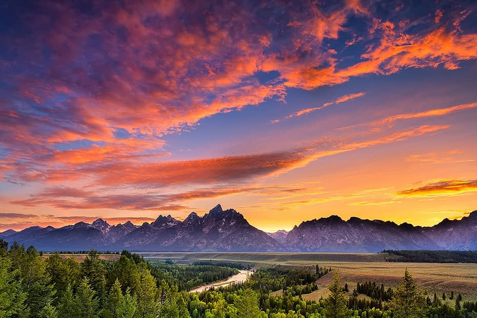 Wyoming Destinations RVnGO