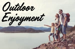 Outdoor Enjoyment from On The Go