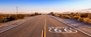 Cruise America Along Route 66 with RVnGO